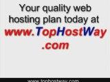 TOP 10 Web Hosting *Best webhosting* Unlimited Space, Domain