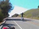 street bikes - bike wheelies tricks