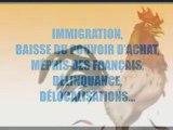 Jean - Marie Le Pen sur Radio Courtoisie