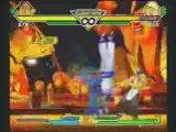 Capcom vs. SNK 2: SNK Character Combos