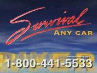 Cheap California Auto Insurance, Survival Auto Insurance