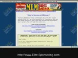 MLM Marketing - MLM Sponsoring Secrets Vol 1