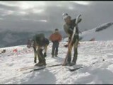 Championnats de france ski alpinisme 2009 course par équipe