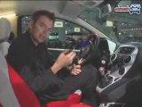 Ka-Boom!  Ford Ka @ 2008 Paris Auto Show.flv