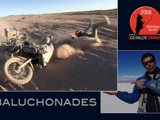 Comment relever sa moto dans le sable