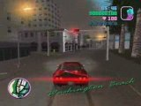 GTA vice city - mission : baston de rue
