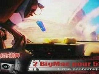 2 BigMacs pour $5 - WebShow Gâtes-Toé!!! NSC Records