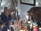 Jules souffle ses 2 bougies avec Alice, James et Pierre!