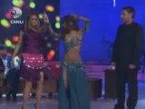 Carmen Electra And Didem Oriental Show