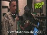 DJ J-Cue from Hong-Kong in BRAND NEW RADIO K.I.F 97.8 Fm Bru