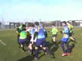 Marseille Vitrolles Rugby XV,Minimes,saison 2008/2009