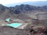 Tongariro Alpine Crossing - blog periple marie manu