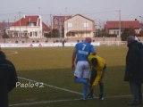 2008 CFA2 J18 DRANCY REIMS B 2-1, le 15 février 2009