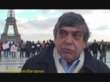Albert Bourgi sur Tchadanthropus TV (Affaire Ibni)