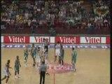 ASVEL vs. Pau-Orthez - Finale Coupe de France de Basket 2001