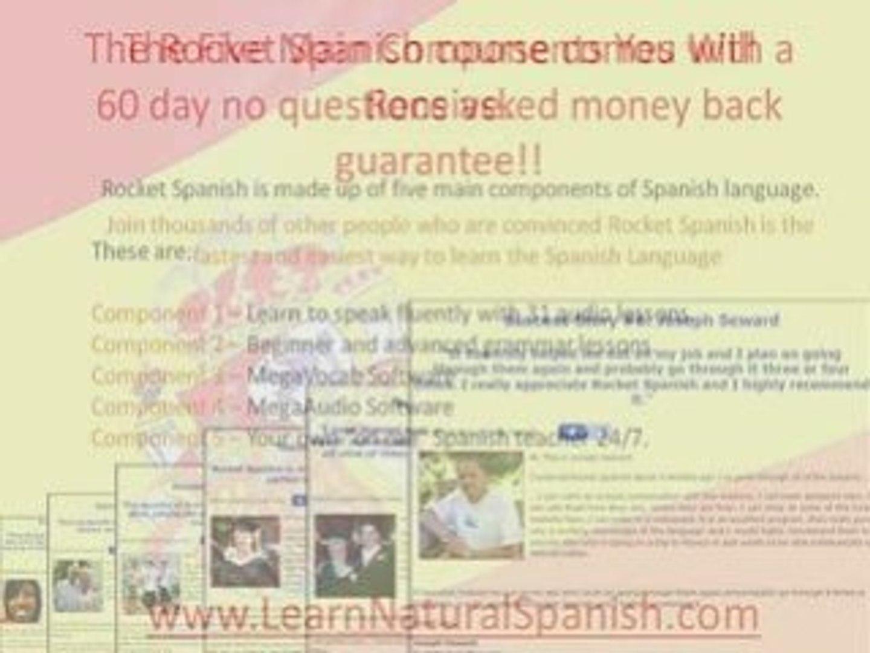 Spanish Tutorials