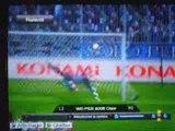 PES 2009   (les buts de l'inter)