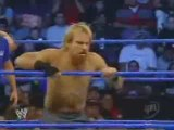 Rey Mysterio vs Chavo Guerrero vs KIdman vs Spike