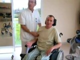Guillain Barré, Le syndrome du Bocal de Claude PINAULT