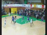 LFB 2008-2009 : J18 Challes Basket/Basket Landes