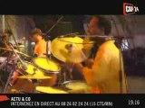 Musique : Extrait du concert de Guru's Jazz Mataz