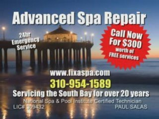 Watch Our Video & Receive $300 in Free Hot Tub Services