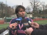Rugby365 : Le Stade Français se prépare avant Toulon