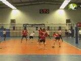 CAB Volley  vs  Harnes Volley ball