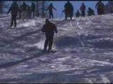 Ouverture saison 2008-009 Montgenèvre - ski Hautes Alpes