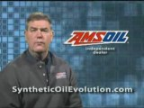 Why Use Synthetic Oil? Designed Synthetic Motor oil. Amsoil