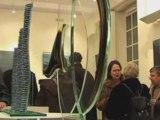 Vincennes : Joëlle Isnardon sculptrice à Vincennes.