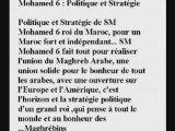 Lettre ouverte de tous les Marocains à SM Mohamed 6.