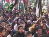 Manifestation des lycéens pour la palestine strasbourg 2