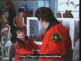 French and Saunders Baywatch spoof