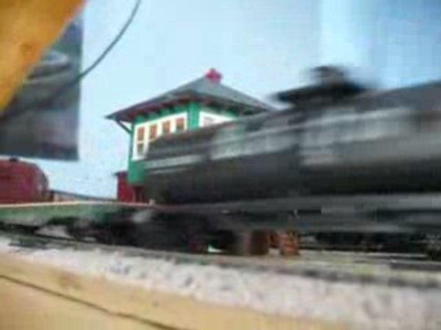 3781 Freight Train