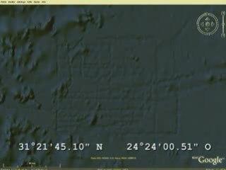 L'Atlantide découverte via Google Earth ?