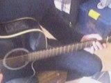 Apprendre the three of us de ben harper a la guitare