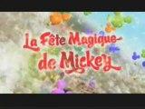"""Teaser """"La Fête Magique de Mickey"""""""