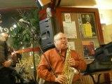 La Bourboule: Sancy snow jazz / Daniel Huck et Sac à Pulses