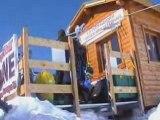 Package Adrénaline extreme  Tyrolienne-Plongée sous glace