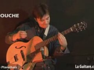 Demo Guitare Godin 5th Avenue par Sylvestre Planchais