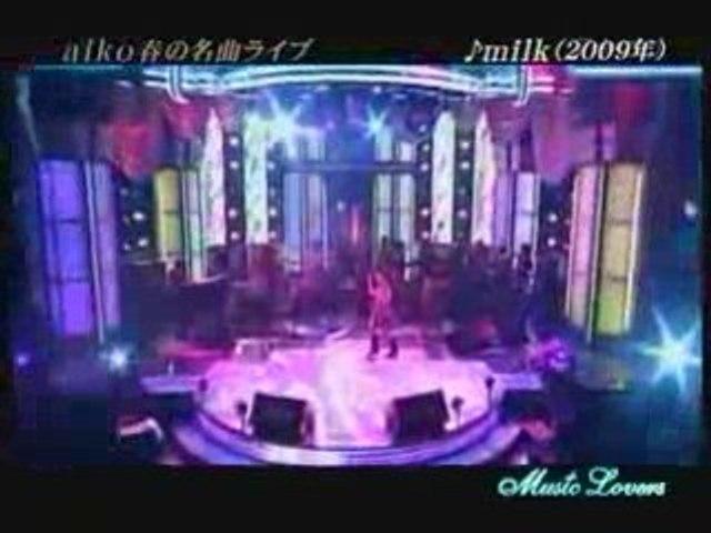 aiko - milk music lovers