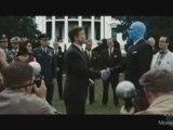 Director Zach Snyder talks about his new movie The Watchmen