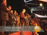 Inauguration du Zenith d'Amiens