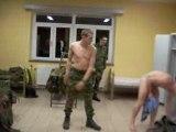Instruction militaire - militaire belge Tektonik