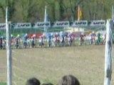 Départ Moto-cross Castelnau de levis 2008