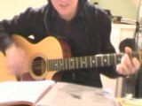 While my guitar gently weeps The Beatles cover guitar