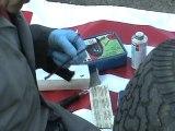 Reparation pneu avec meche par nissan cahors video 4 sur 7