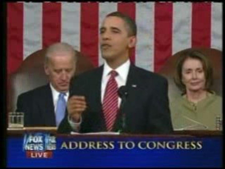 Obama Inspirational Union Speech