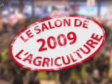 Le salon de l'agriculture 2009 : les éleveurs, les visiteurs